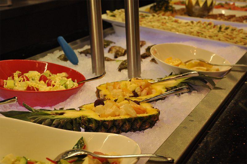 Fruitbuffet
